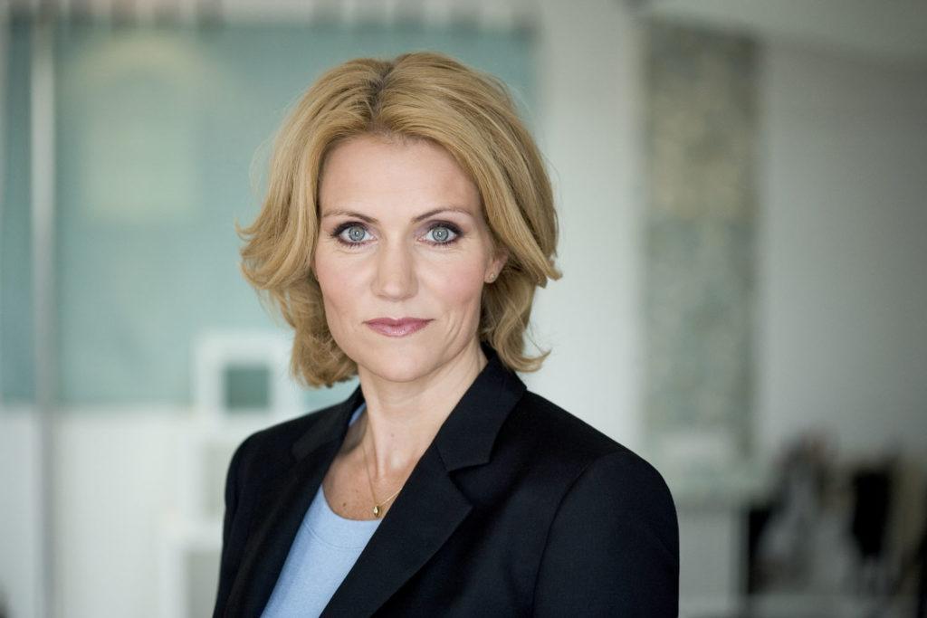Female presidents around the world - Prime Minister Helle Thorning-Schmidt