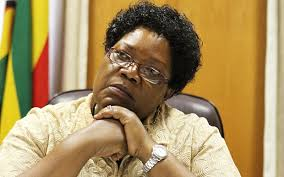 African female freedom fighters - Joice Mujuru