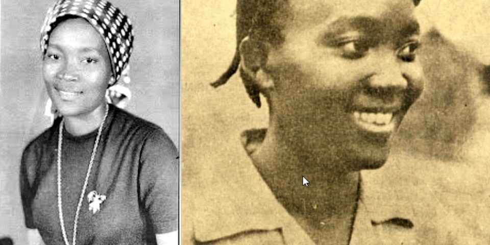 African female freedom fighters - Josina Machel