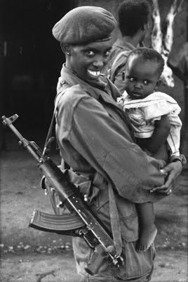 African female freedom fighters - Rose Kabuye